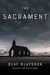 Book Cover: The Sacrament: A Novel