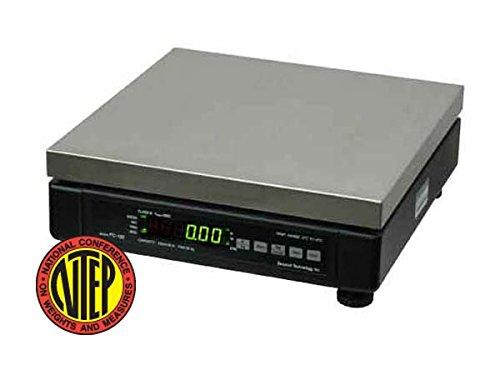 Transcell, PC-150, Shipping Scale, 150 lb x 0.05 lb, NTEP