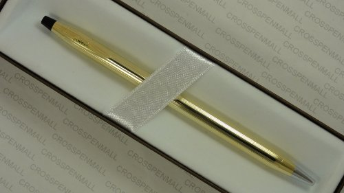 Cross Made in USA Century Classic 12k Gold Rolled/filled Ball Point Pen (Pen Gold Cross Filled Ballpoint)