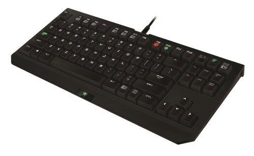 41SZ9gJLpRL - Razer BlackWidow Chroma Clicky Mechanical Gaming Keyboard