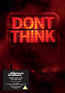 Don't Think-CD Y DVD