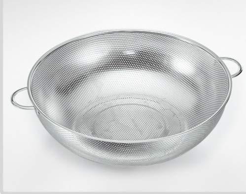 MIYVI Collander, 1pcs 6pcs 10pcs Fine Mesh Strainer Strainless Steel, Pasta Pot with Strainer Insert, Dishwasher Basket for Baby Items