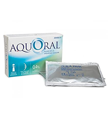 AQUORAL 0 5 ML 20 UNI