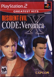 Amazon Com Resident Evil Code Veronica X Playstation 2
