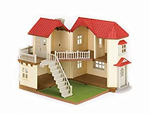 Calico Critters Luxury Townhome