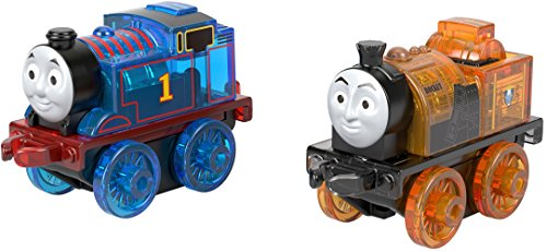 Fisher-Price Thomas & Friends MINIS, Light-ups, Thomas & Stephen