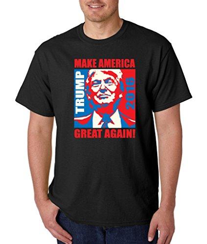cbb2a548ae0 Cosmozz Make America Great Again T-Shirt Donald Trump 2016 Shirts ...