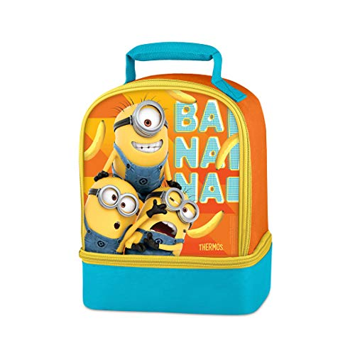 (Thermos Dual Lunch Kit, Despicable Me)