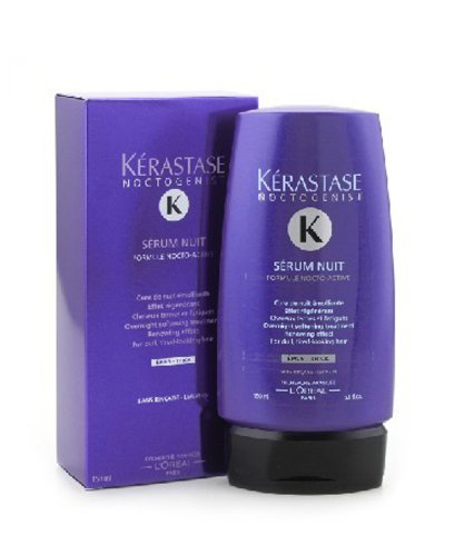 Noctogenist Serum Nuit Overnight Softening Leave-In Treatment ( For Dull, Tired-Looking Hair ) - Kerastase - Noctogenist - 150ml/5.1oz by Kerastase