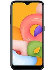 Samsung Galaxy A01 (Verizon) 16GB Black- SM-A015VZKAVZW (Renewed) photo
