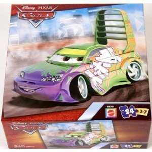 disney pixar cars 24 piece puzzle wingo toys games. Black Bedroom Furniture Sets. Home Design Ideas