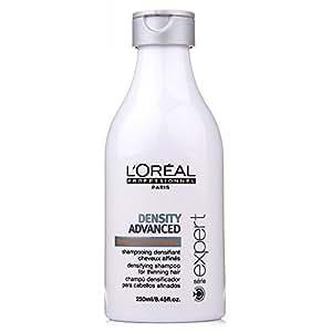 L'oreal Serie Expert Density Advanced Shampoo for Unisex, 8.45 Ounce