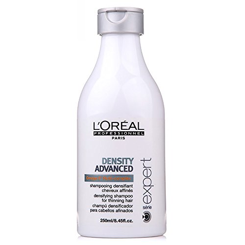 Density Enhancing Shampoo - L'oreal Serie Expert Density Advanced Shampoo for Unisex, 8.45 Ounce