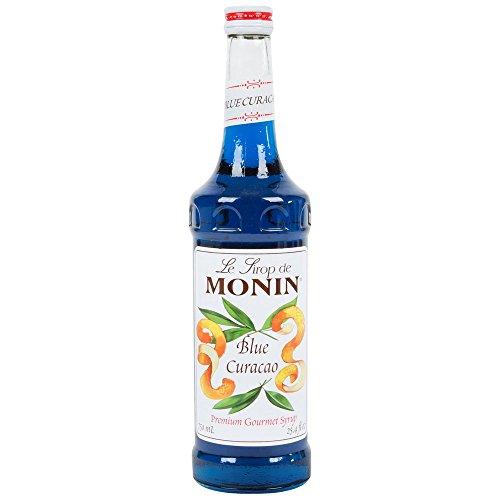 Monin Blue Curacao Syrup -