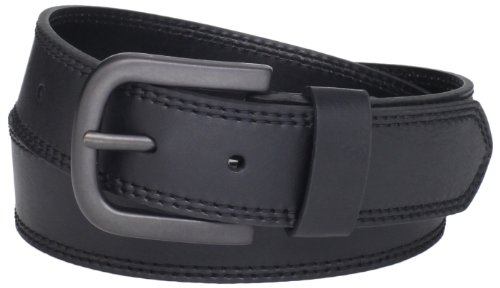 Dickies Men's Belt with Logo Stamp - Size 40 Belt For Men