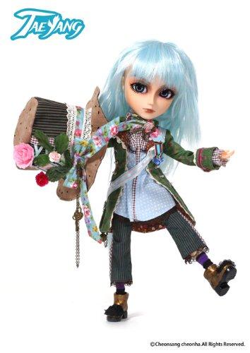 Pullip dolls taeyang mad hatter du jardin 14 fashion doll for Alice du jardin pullip