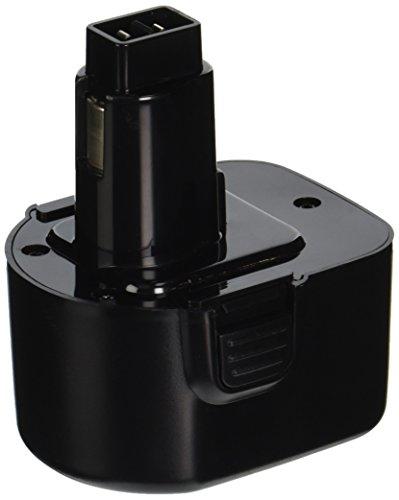 Maximalpower Dewalt 12v 2000mAh Ni-Cd Replacement Battery for DW9071 DC9071 DW9072 DE9094 and more Dewalt Tools