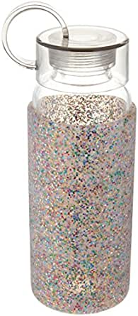 Amazon Com Kate Spade New York Glass Water Bottle Multi