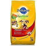 Ração Pedigree Equilíbrio Natural para Cães Adultos Sênior 7+ Anos 1kg