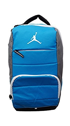 (Jordan All World Backpack (One Size, Blue Lagoon))