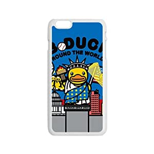 KKDTT B-Duck round the world Hot sale Phone Case for iPhone 6