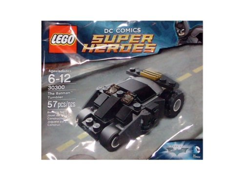 - LEGO DC Comics Super Heroes Set #30300 Batman Tumbler [Bagged]
