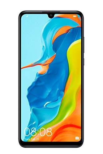 Huawei P30 Lite 128 GB 6.15 inch FHD Dewdrop Display Smartphone with 48MP AI Ultra-wide Triple Camera, 4GB RAM, Android…