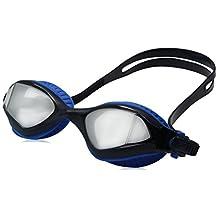 Speedo MDR 2.4 Mirrored Swim Goggles, One Size, Eco/Deep Sea