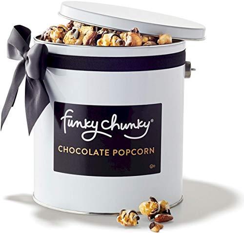Funky Chunky Pail Gift Tin, Nutty Choco -