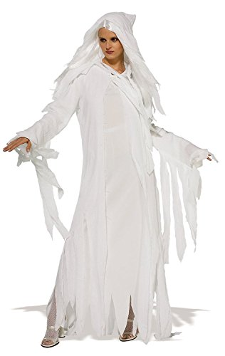 Ghostly Spirit X-Large Size Costume (Ghostly Costume)