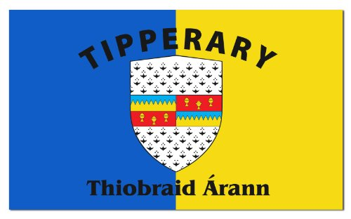 NEOPlex Tipperary Ireland County Traditional Flag
