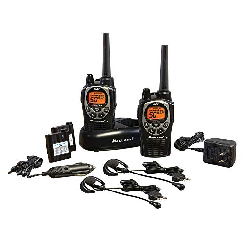 Midland - GXT1000VP4, 50 Channel GMRS Two-Way