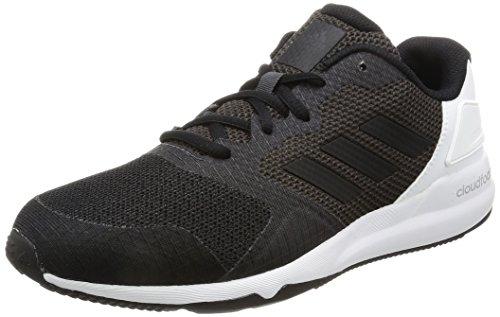 2 Cf core Pour Course Black Homme De Utility Chaussures Adidas Crazytrain M Noir Black ExS5q