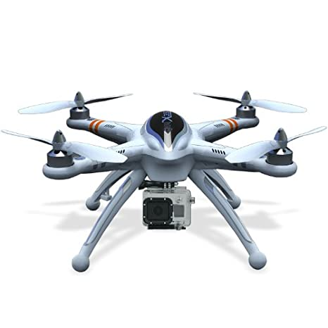 Walkera QR X350 Drone helicóptero con GPS, brújula, transmisor de ...