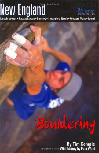 New England Bouldering