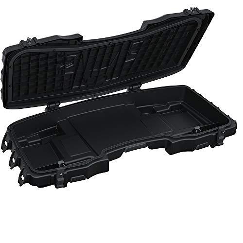 - Polaris Genuine Accessories 09-12 Polaris SPORTSX850 Lock & Ride Front Cargo Box (Black)