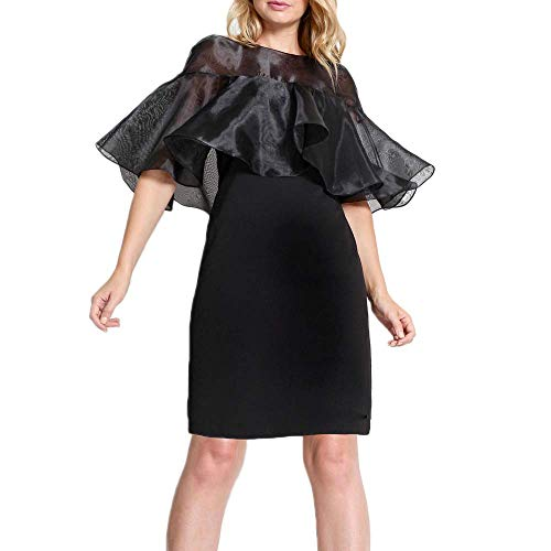(Camilyn Beth Veronica Dress in Black (6, Black))