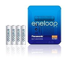 PANASONIC ENELOOP R03/AAA 750MAH, 4 PCS, Sliding Pack