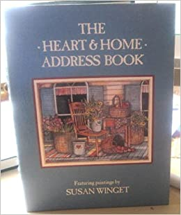heart of the home address book