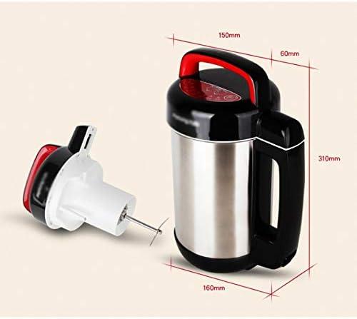MBBJJ Fabricant de ménage de la Machine à Lait de soja Presse-Agrumes mélangeur mélangeur de soja en Acier Inoxydable Lait