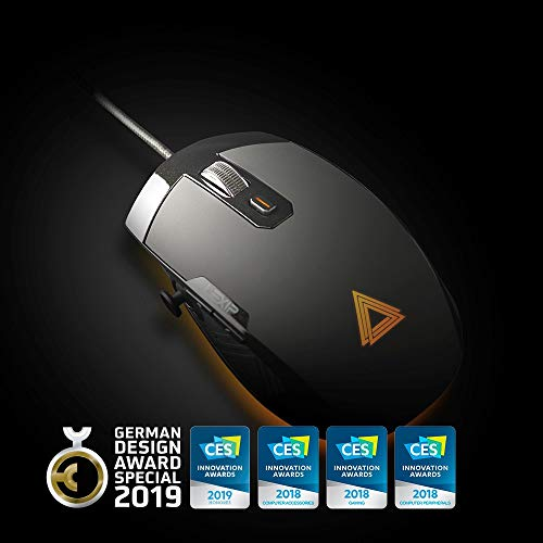 Lexip Gaming Pu94-3d Wired Mouse PC
