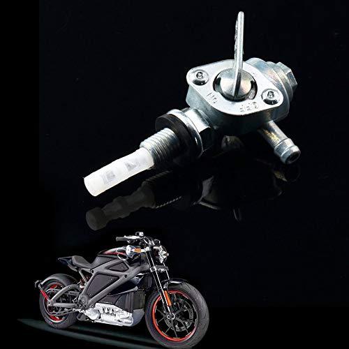 ZengBuks Moto Scooter SUV Inline Essence Robinet De Carburant on-Off Interrupteur de Remplacement de Valve pour 90cc 110cc 120cc 125cc 140cc