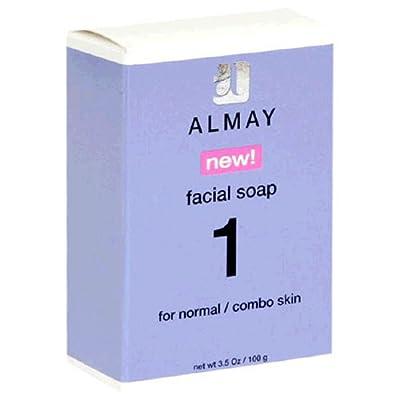 Almay Facial Soap,3.5-Ounce Package