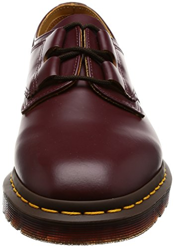 Dr Martens 1461 Ghillie Hombre Zapatos Granate