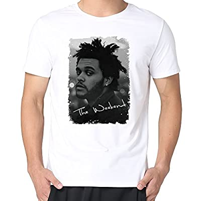 JaHa Men's Abel Tesfaye The Weekend Tshirt