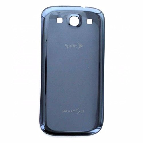 Original Genuine OEM Brand New Samsung Galaxy S3 S 3 4G LTE L710 L 710 Rear Back Battery Door Cover - PEBBLE BLUE For SPRINT