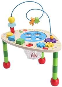 Goula - Mesa de madera con múltiples actividades (Diset 55231)