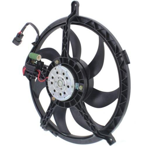 MAPM Premium COOPER 07-15 RADIATOR FAN SHROUD ASSEMBLY, Fan Module, S/John Cooper Works Models