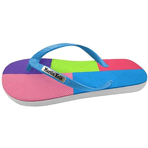Varios Adulto Azohia Unisex Chanclas Martin Royal Colores xIn4z