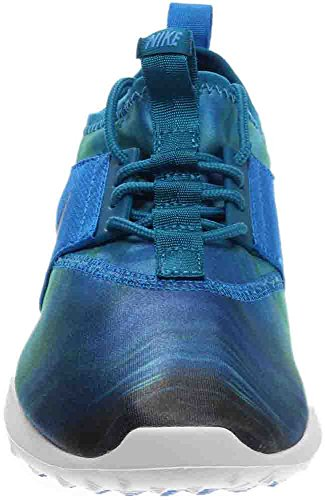 Nike Womens Juvenate Print Casual Shoe Blue